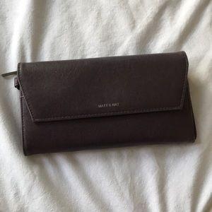 Matt and Nat mion wallet vegan leather